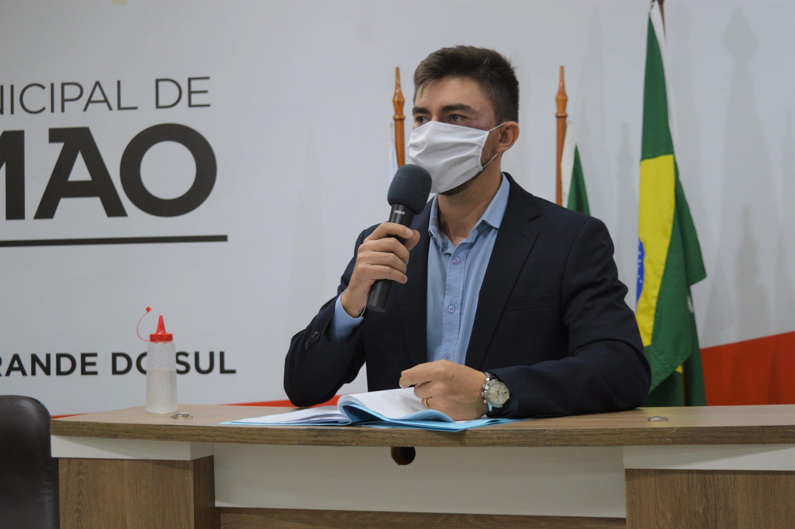 Câmara derruba veto e mantém projeto para divulgar o destino dos valores arrecadados de infrações de trânsito em Viamão