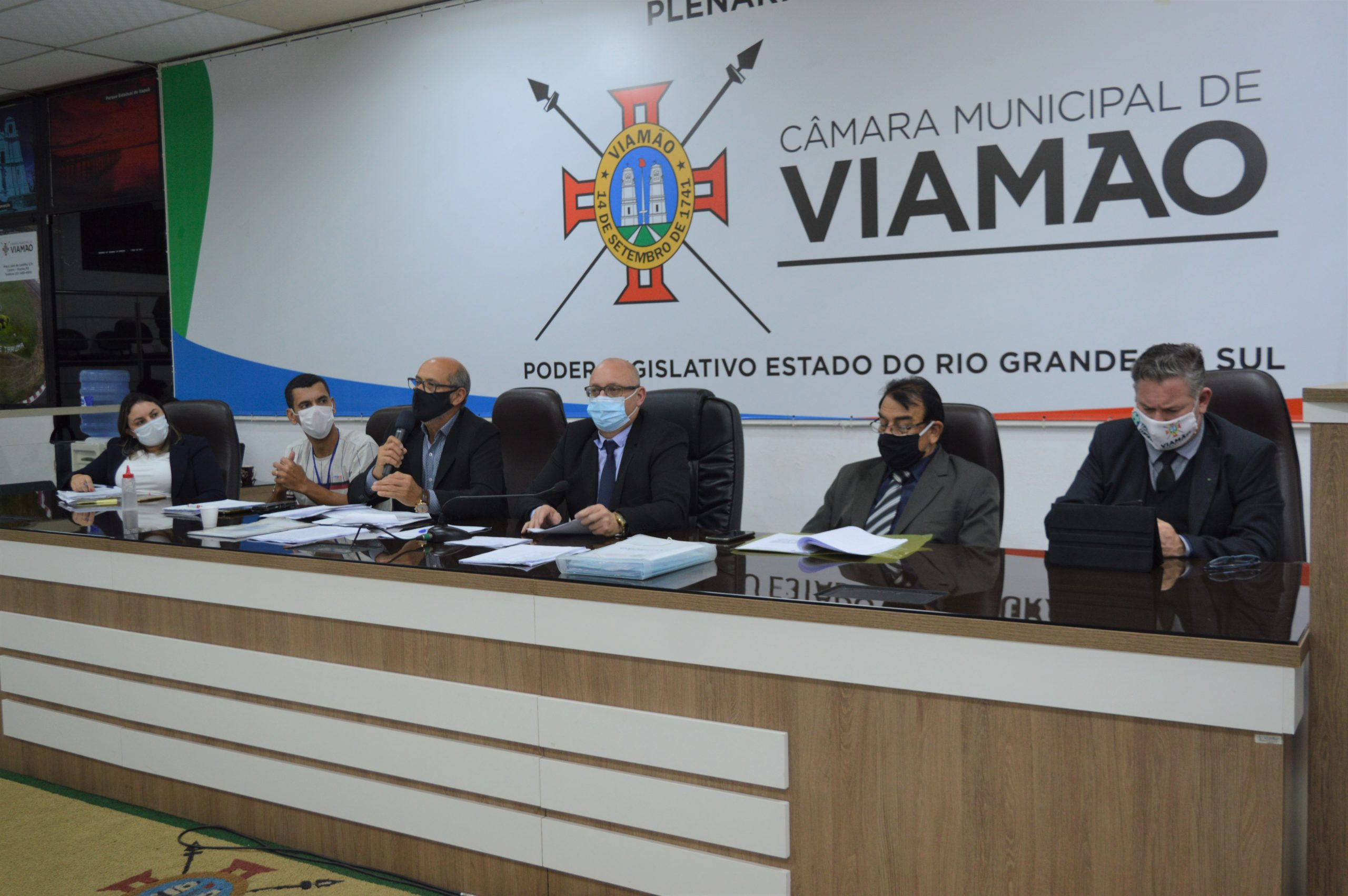 Secretário da Saúde de Viamão presta esclarecimentos sobre as ações de combate ao coronavírus na cidade